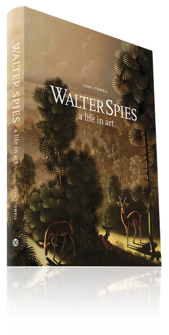 DGI Bookstore | Walter Spies: 'A Life in Art'