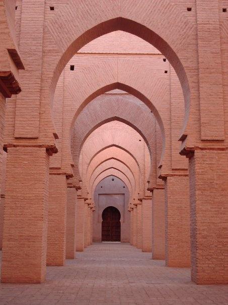 Marruecos - Mezquita