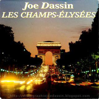 45 RPM promo - CBS PRO 561 - 1990 - Les Champs-Élysées
