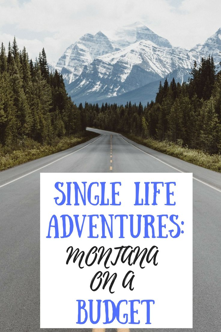 Traveling on a budget when you live the SINGLE LIFE!!