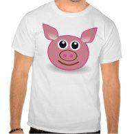 T-Shirt(Pig)