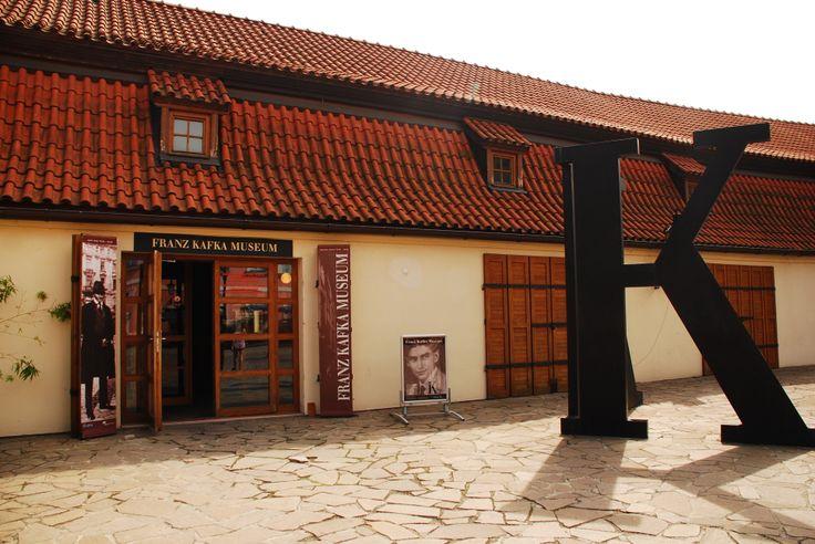 Franz Kafka Museum, Prague   by Deniz Yetimoğlu