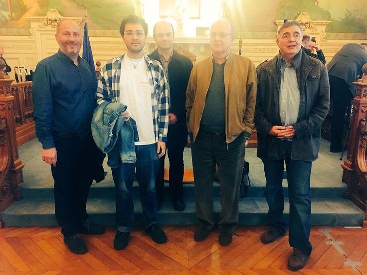 Pierre Farouz  @FarouzPierre  15 hil y a 15 heures Plus Bravo à l'équipe Oracle France d'échecs  qui termine 10eme sur 33 au championnat d'Europe des entreprises! #chess #life