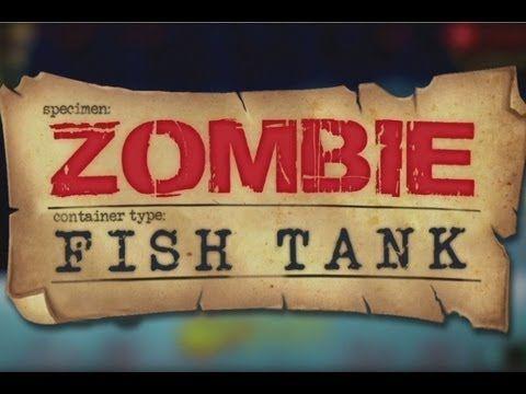 Zombie Fish Tank, Gnarly Zombified Fish Seeks Revenge (Video)  - http://crazymikesapps.com/zombie-fish-tank-video-review/