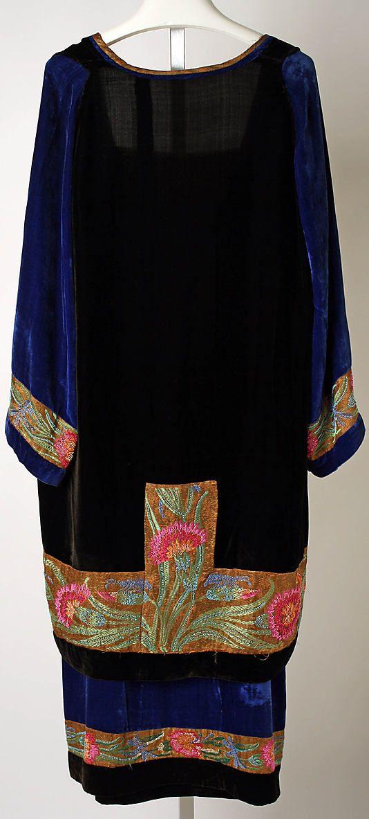 The Metropolitan Museum of Art - Dress Callot Soeurs  (French, active 1895–1937)