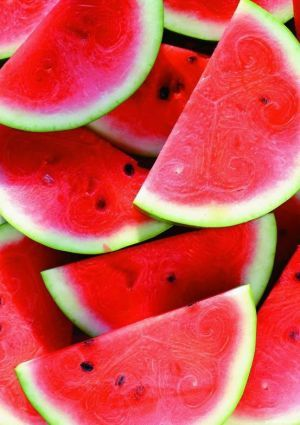 The best fruit of the summer- delicious Watermelon!