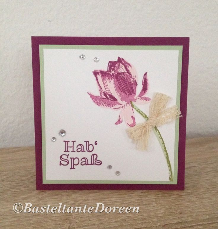Sale a Bration 2015 bei Stampin up,Stempelset So froh