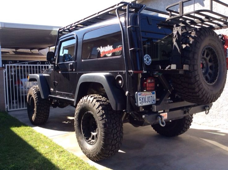 Tj Jeep Roof Rack   Google Search