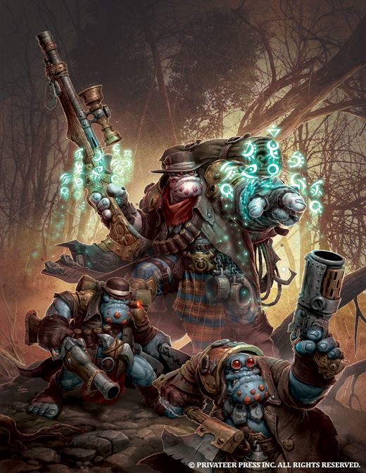 Hunters Grim - Grim Angus, Muggs and Krump.