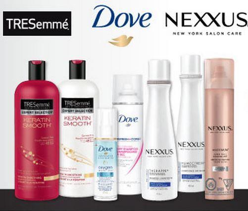FREE Hair Care Sample Kit! • Canadian Savers