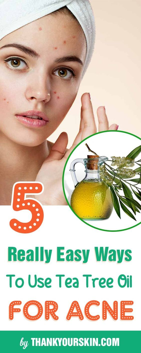 ACNE!! Tea tree oil is an age-old remedy for a number of things. It can treat fungal infections, scabies, lice and even foot odor.