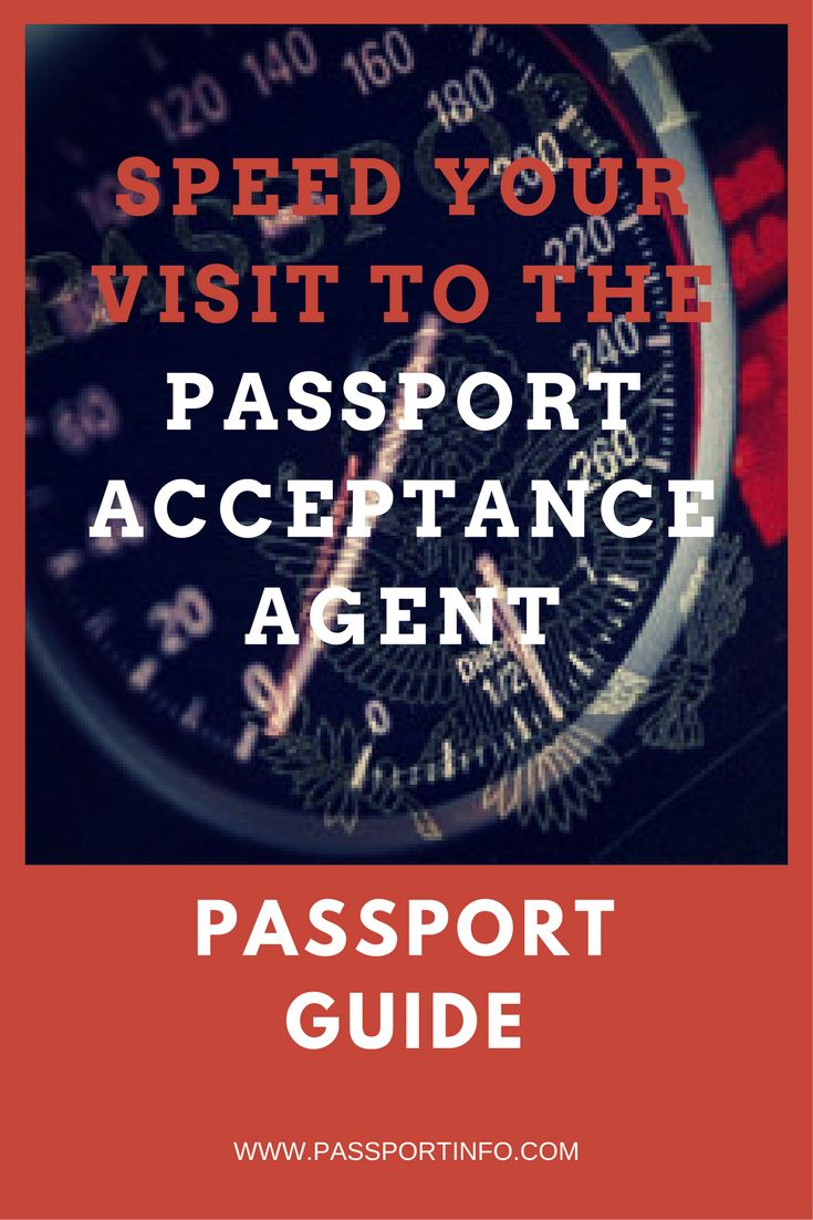 Need A New Passport? Check Out Our Tips On How To Make Your Visit To The  Passport Acceptance Agent A Quick And Successful One, And Get Your Passport  Fast!