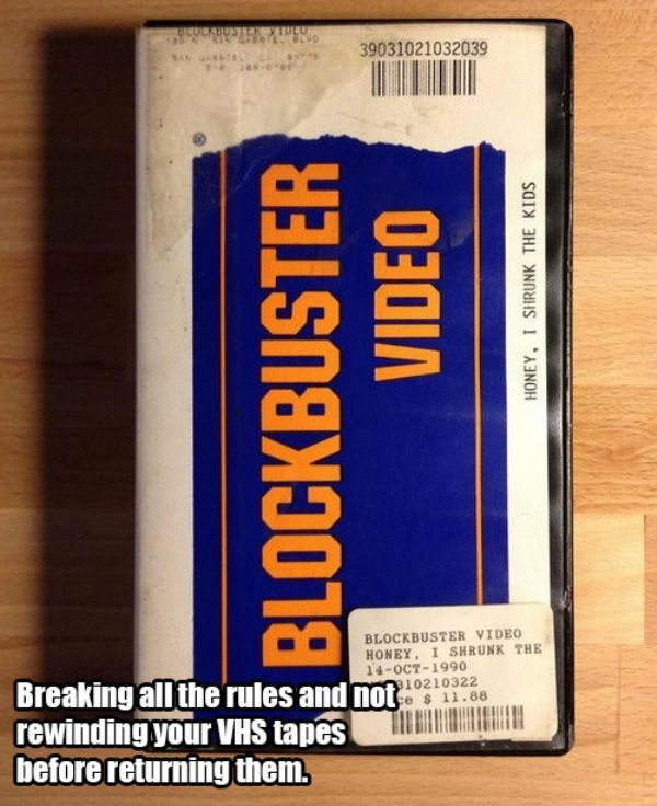 kids will never know old 17 Kids these days will never understand... (27 Photos)