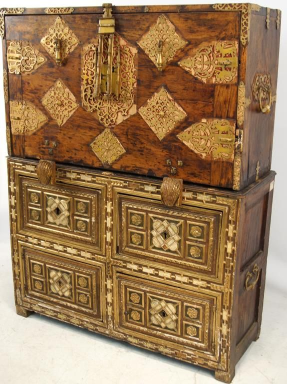 1175 best images about cabinet on stand and on for Spanish baroque furniture