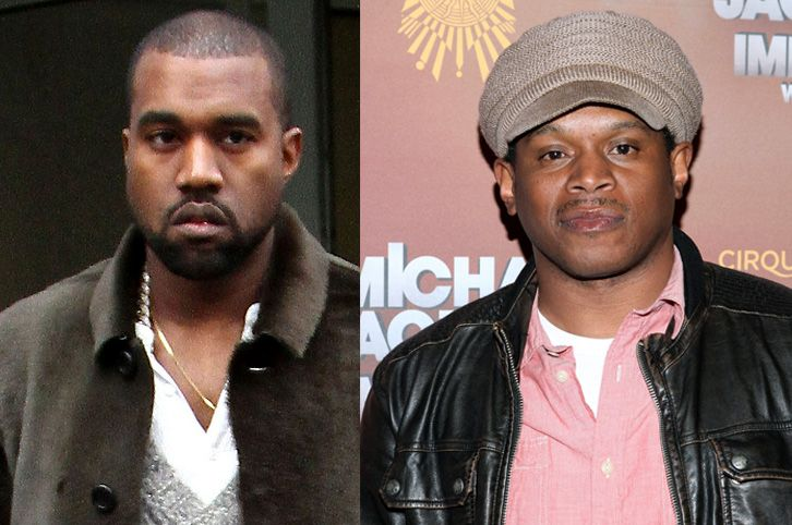 Kanye West Gets in Heated Exchange With Sway Calloway