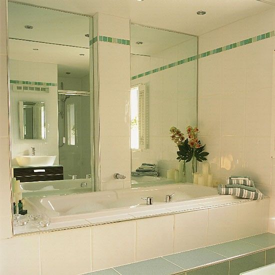 7 best images about Badezimmer on Pinterest | Mirror walls ...