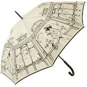 Boutique Umbrella by Guy de Jean - Brolliesgalore
