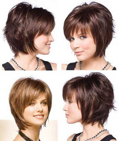 bob Hairstyles Short Stacked