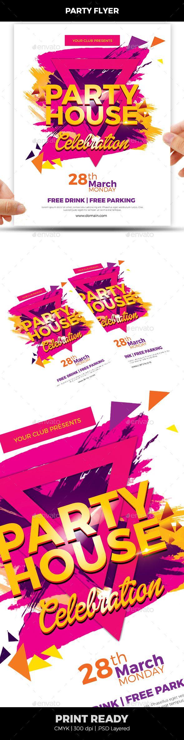 web design flyer