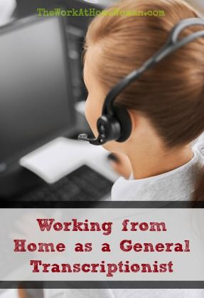 Working From Home As A General Transcriptionist Interview With Lisa Mills Home Business Ideaswork