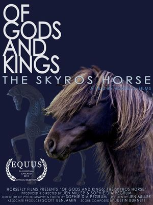 """""""Of Gods and Kings: The Skyros Horse"""" is a documentary from the Horsefly Films Rare Equine Trust."""