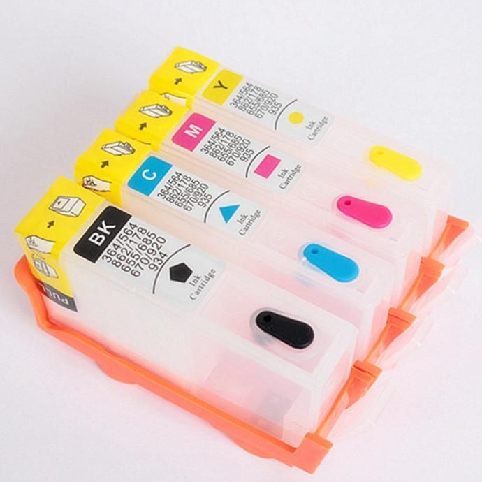 Ink Cartridge With Reset Chip