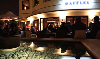 Raffles Hotel #celebratewa