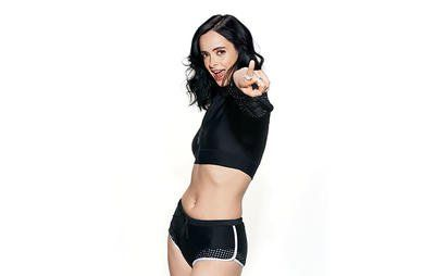 Check out the workout that transformed Krysten Ritter's body from slender to badass-level sculpted.