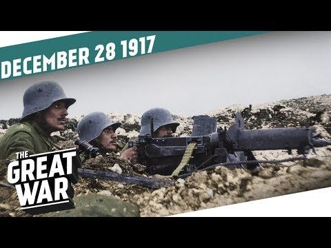 Ludendorff Plans for a Spring Offensive I THE GREAT WAR - Week 179 - YouTube