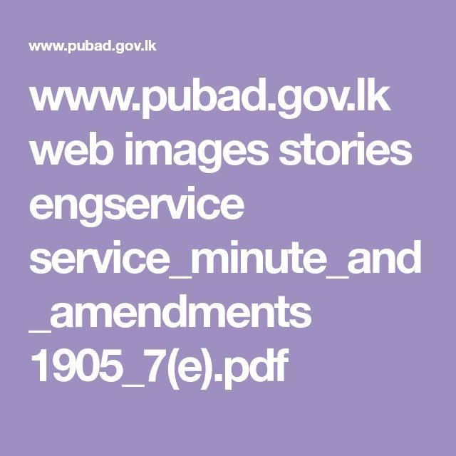 www.pubad.gov.lk web images stories engservice service_minute_and_amendments 1905_7(e).pdf