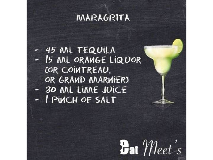 🍹! - Cocktail of the Week - !🍹Today's Cocktail: Margarita