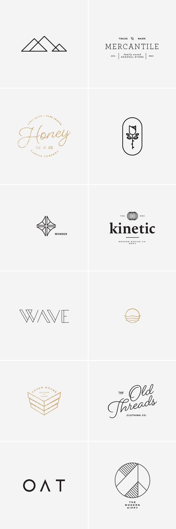 Daily Logo Project by Audrey Elise