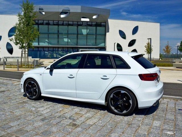 Audi A3 Sportback 2,0 TDI Sport quattro - Testbericht