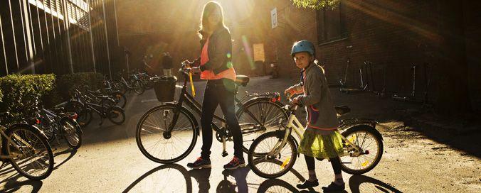 Alle Børn Cykler - Cykling styrker sanserne - Cyklistforbundet