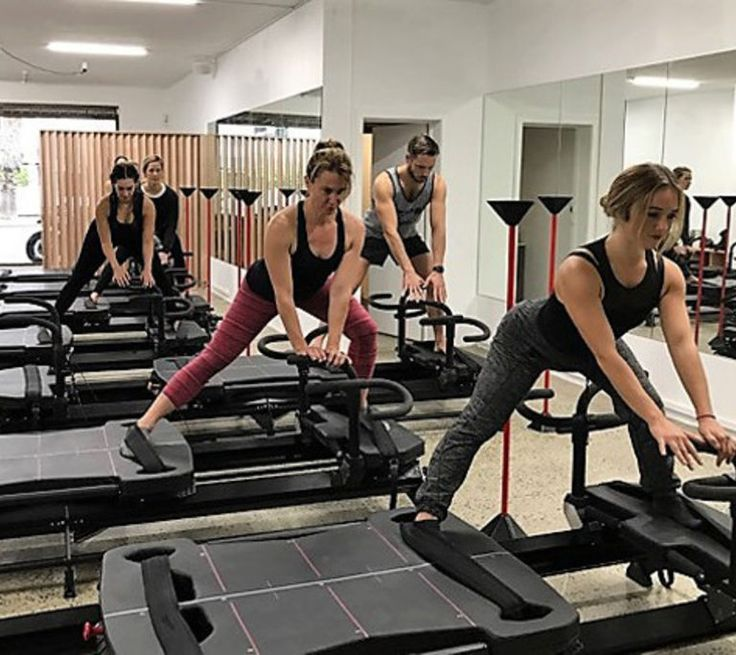 14 Reasons We're Obsessing Over Lagree Fitness | Lagree ...