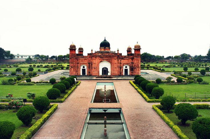 #Travelspot - Lalbagh Fort - #Bangladesh -  #travel #Memories #musttravel