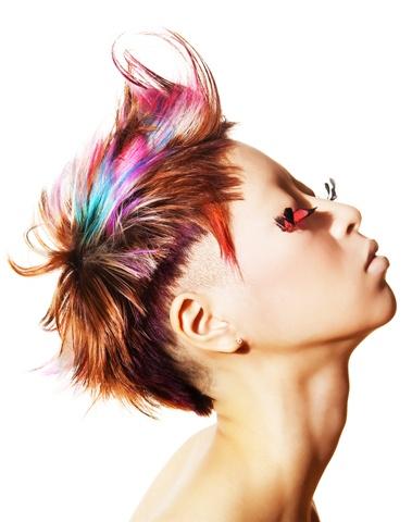 Japan Hair Dressing Aword 2010 2