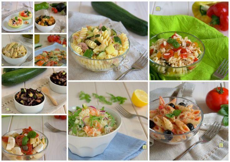 Oltre 25 fantastiche idee su primi piatti freddi su for Primi piatti freddi