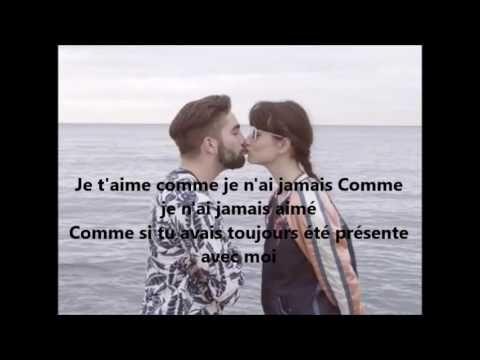 Kendji Girac - Avec toi (paroles) - YouTube