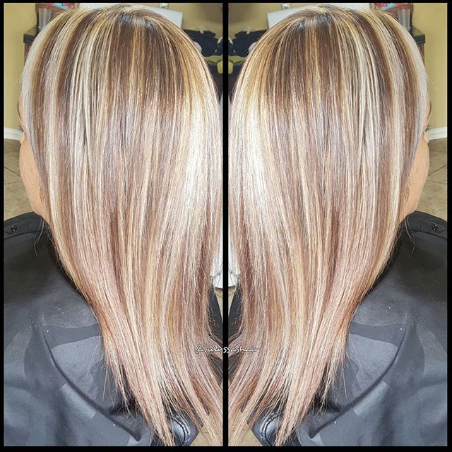 """Top 100 """"brown hair with blonde highlights blonde highlights on brown hair """" photos Highlight with darken base See more http://wumann.com/top-100-brown-hair-with-blonde-highlights-blonde-highlights-on-brown-hair-photos/"""