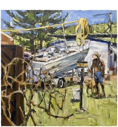 Nicholas Harding - Caravan Park