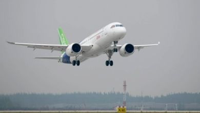 Second Comac C919 Flight Imminent, Five Months After First Flight | Commercial Aviation content from Aviation Week