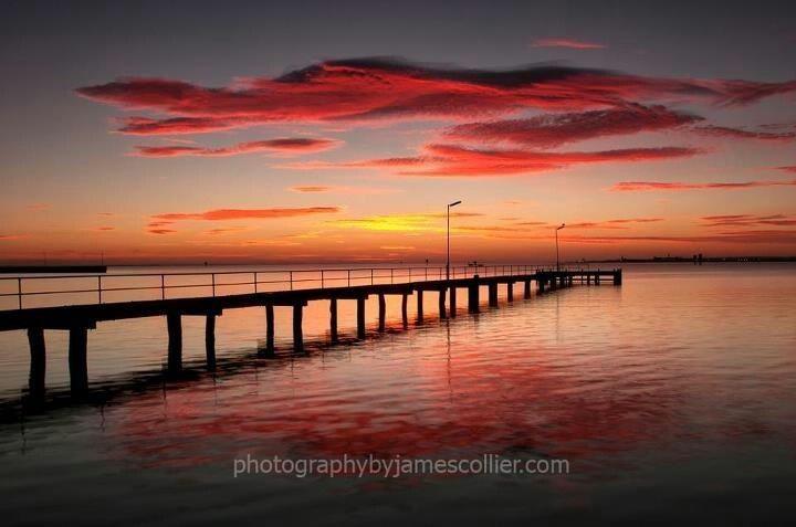 Geelong sunrise