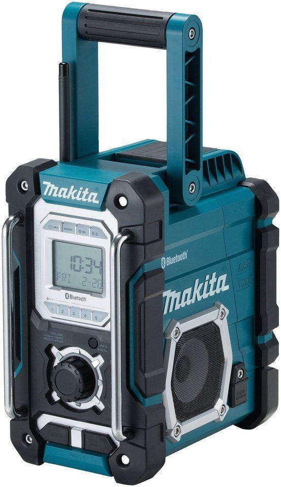 Makita Baustellenradio Dmr108 Ohne Akku Und Ladegerat Online Kaufen Otto Baustellenradio Radios Erstes Smartphone