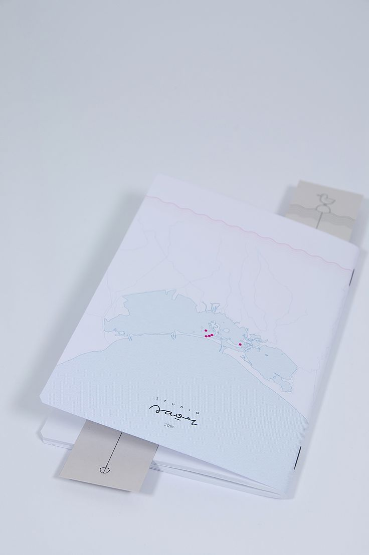 STUDIO SAŌR --- A6 notebook