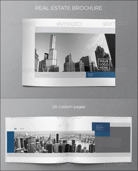 22 Multipurpose Brochure Design PSD Designs