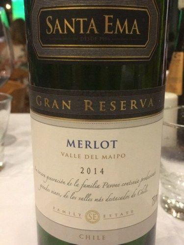 Check out this 2014 Gran Reserva Merlot to see how good age can taste! Updated deals, retails and reviews. Wine from Chile