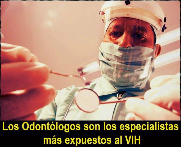 Los Odontólogos son los especialistas más expuestos al VIH | OVI Dental