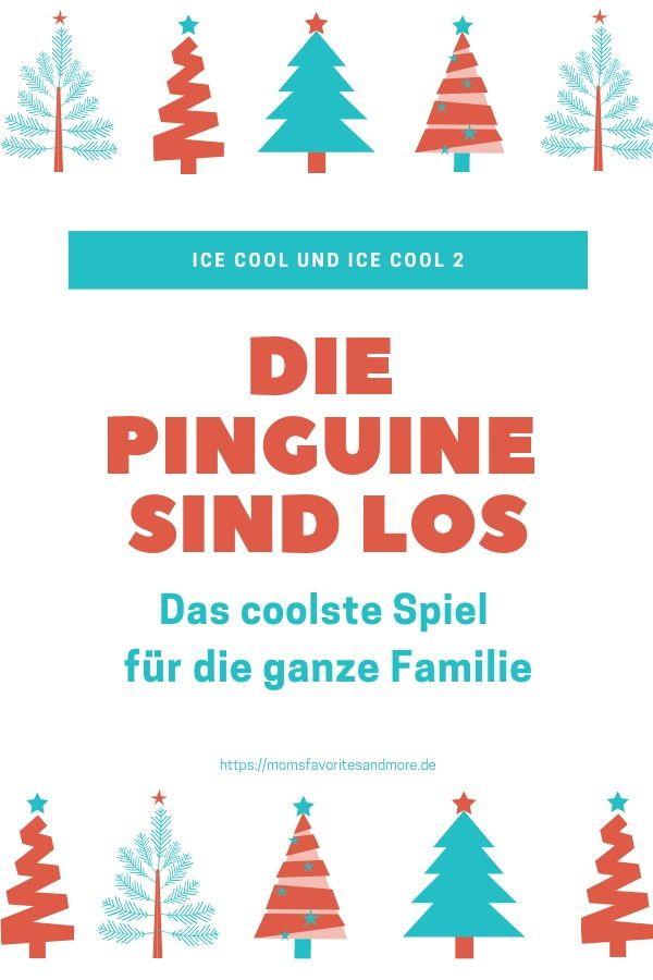 Die Pinguine Sind Los Icecool 1 Und 2 Von Amigo Verlosung