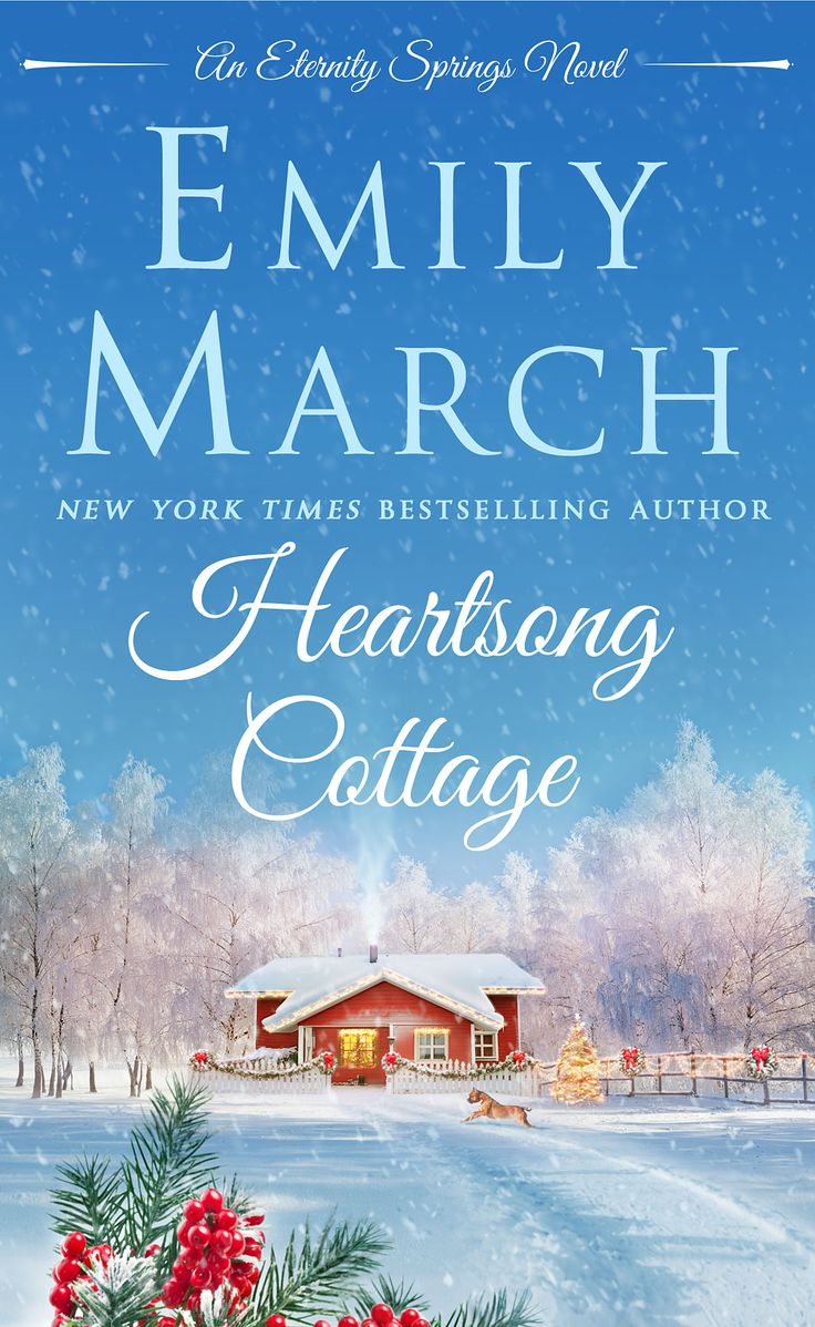 Want a chance to win an Advanced Reading Copy of HEARTSONG COTTAGE? Join in the ‪#‎EternitySprings‬ re-read group on Goodreads! Today we begin discussing HUMMINGBIRD LAKE. https://www.goodreads.com/group/show/163475-the-eternity-springs-re-read-group
